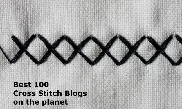 Top 100 Cross Stitch Blogs & Websites Every Stitcher Must Follow in 2020
