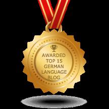 Angelika's German Tuition & Translation - Award Winning Blog!