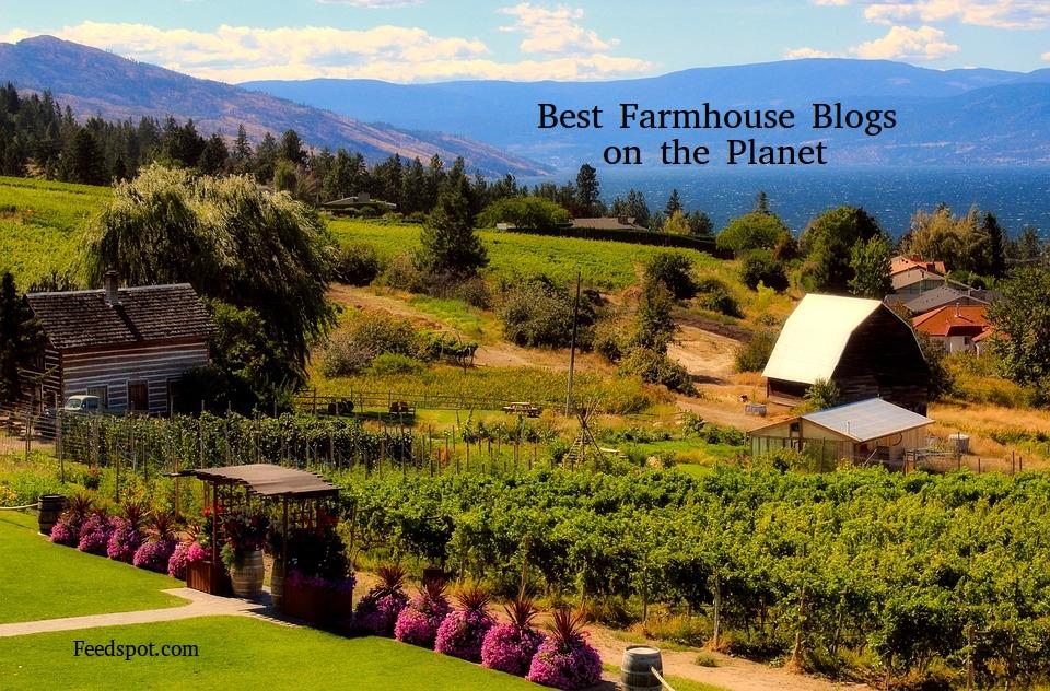 Top 50 Farmhouse Blogs with Decorating Ideas for Farmhouse ...