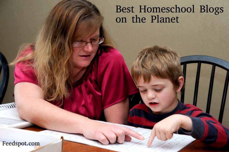 Top 100 Homeschool Blogs, Websites & Newsletters To Follow in 2019