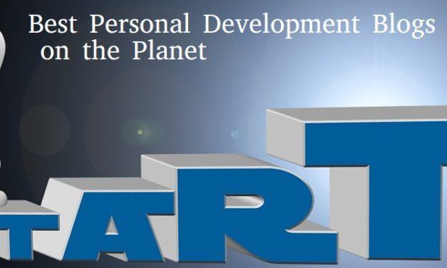 Top 100 Self Improvement & Personal Development Blogs To Follow in 2020