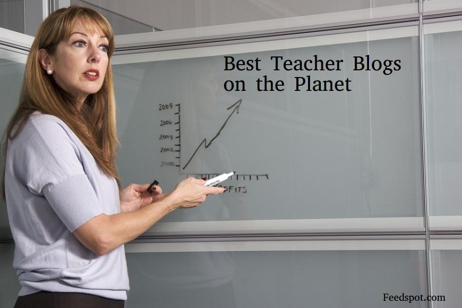 Top 100 Teacher Blogs, Websites & Newsletters For Teachers