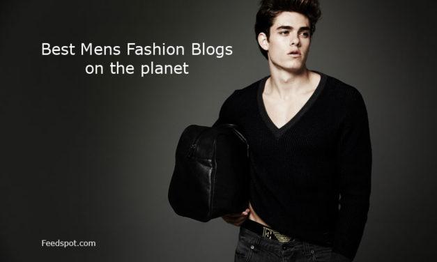 Mens Fashion Blogs