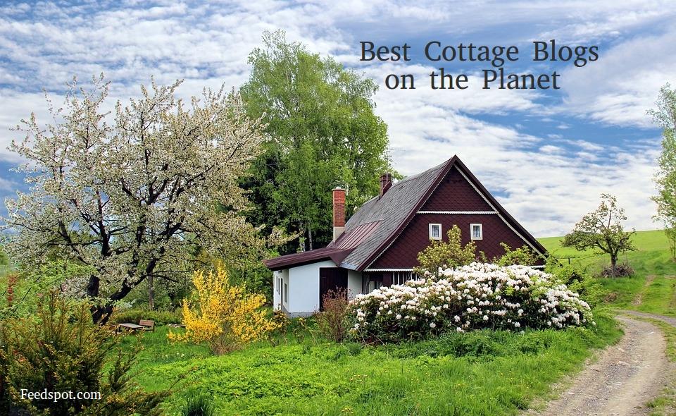 Top 40 Cottage Blogs & Websites For Cottage Decorating Ideas