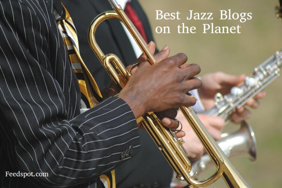 Top 50 Jazz Blogs & Websites For Jazz Musicians, Teachers & Students