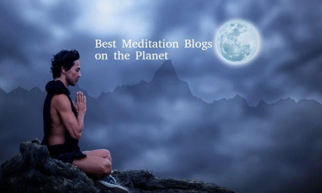 Top 40 Meditation Blogs & Websites on the Web