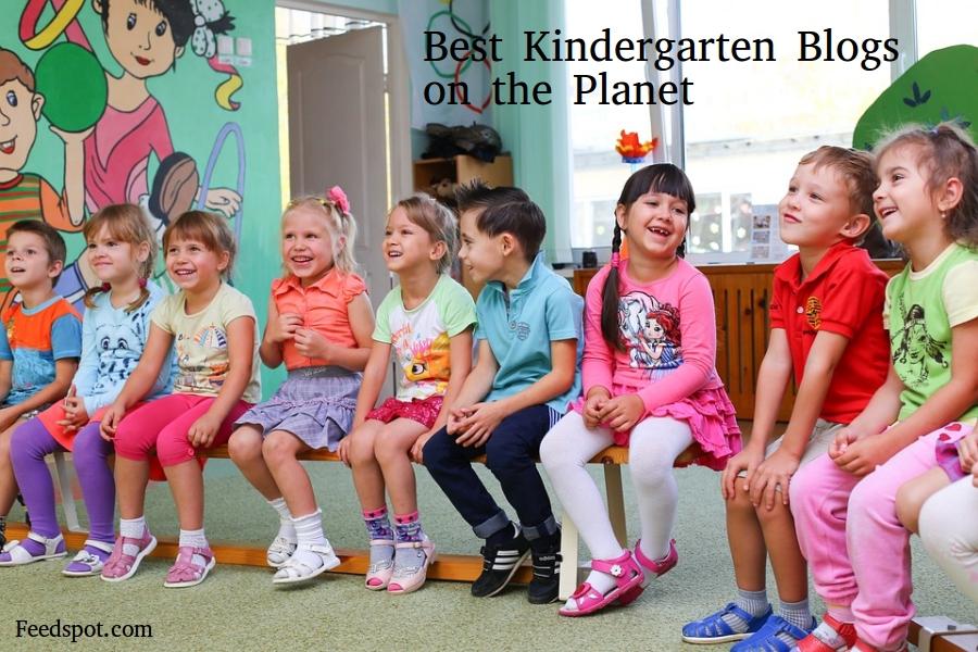 Top 100 Kindergarten Blogs Websites For Teachers And Parents In 2019