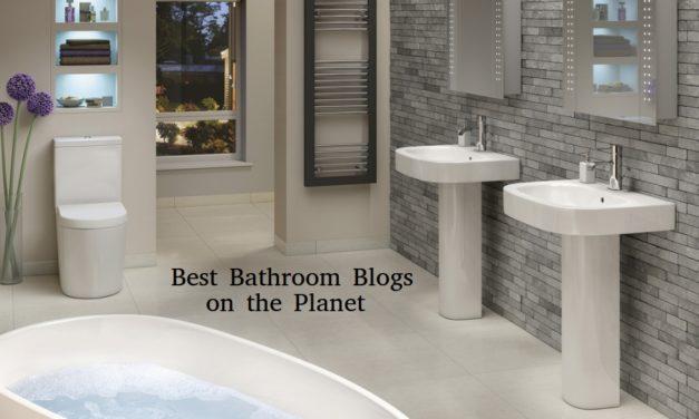 Top 30 Bathroom Blogs & Websites To Remodel Your Bathroom