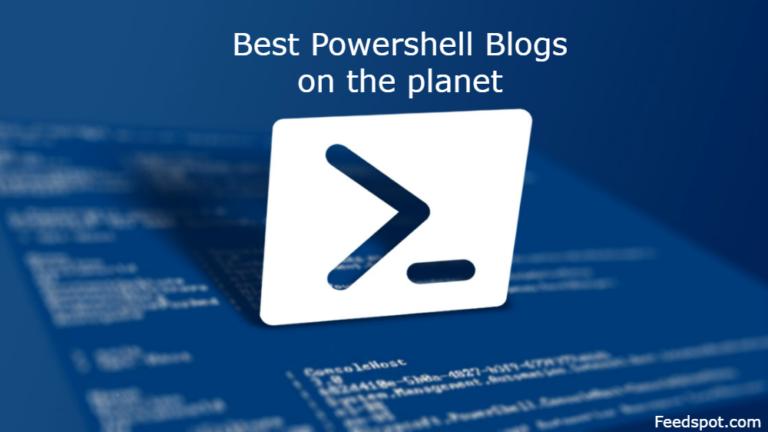 PowerShell Blogs