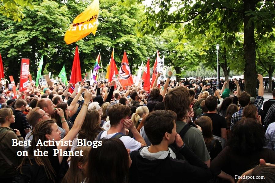 Top 75 Activist Blogs and Websites for Activists