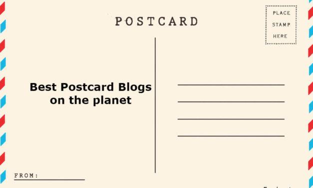 Top 50 Postcard Blogs And Websites For Deltiologists
