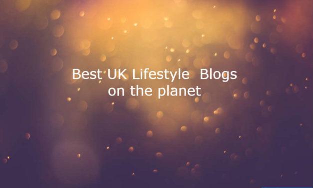 UK Lifestyle Blogs
