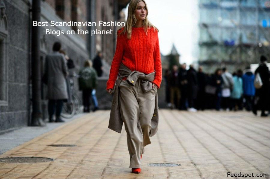 Top 40 Scandinavian Fashion Blogs Scandinavian Style Blog