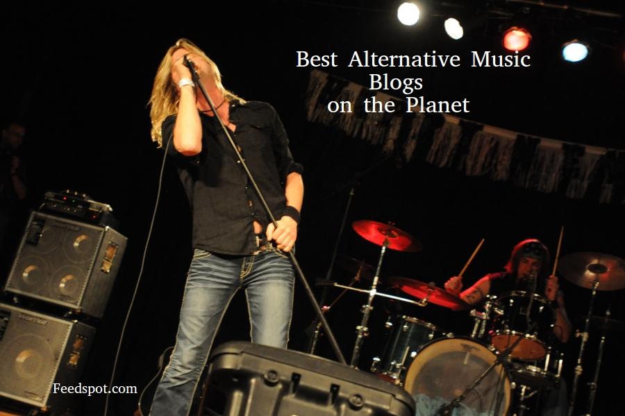Top 50 Alternative Rock Blogs & Websites for Alternative