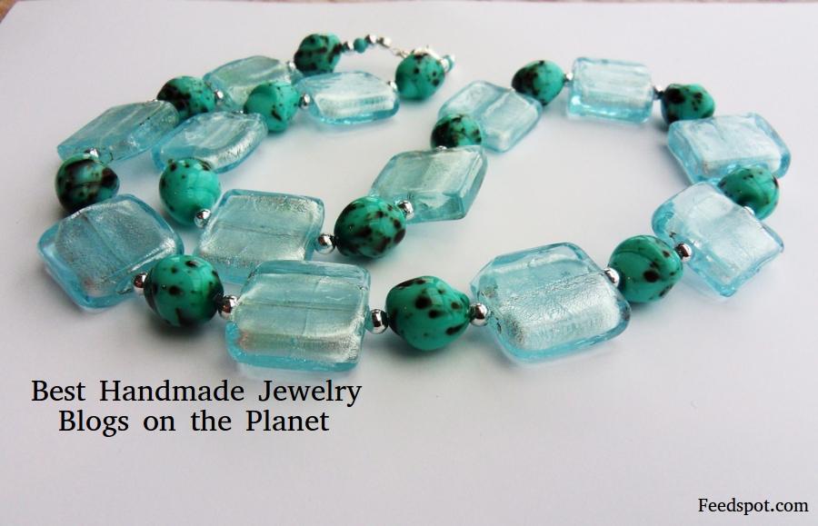 Top 50 Handmade Jewelry Websites Blogs Handcrafted Jewellery