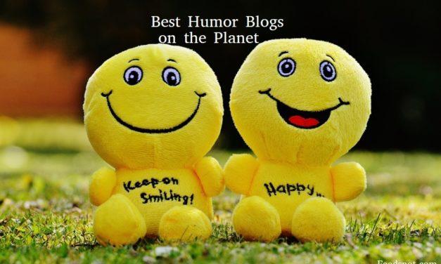Top 100 Humor Blogs, Websites & Influencers in 2021