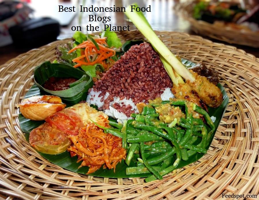 Top 50 Indonesian Food Blogs Websites In 2020 Indonesian