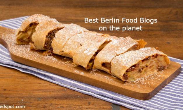 Top 40 Berlin Food Blogs & Websites on The Web