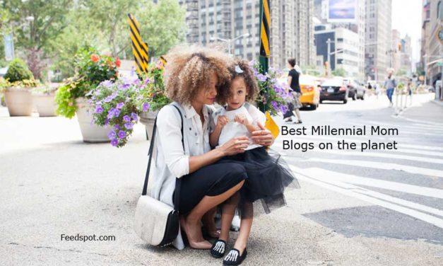 Top 30 Millennial Mom Blogs and Websites for Millennial Moms