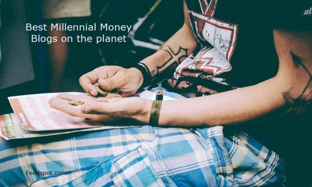 Top 50 Millennial Money Blogs and Websites for Millennials