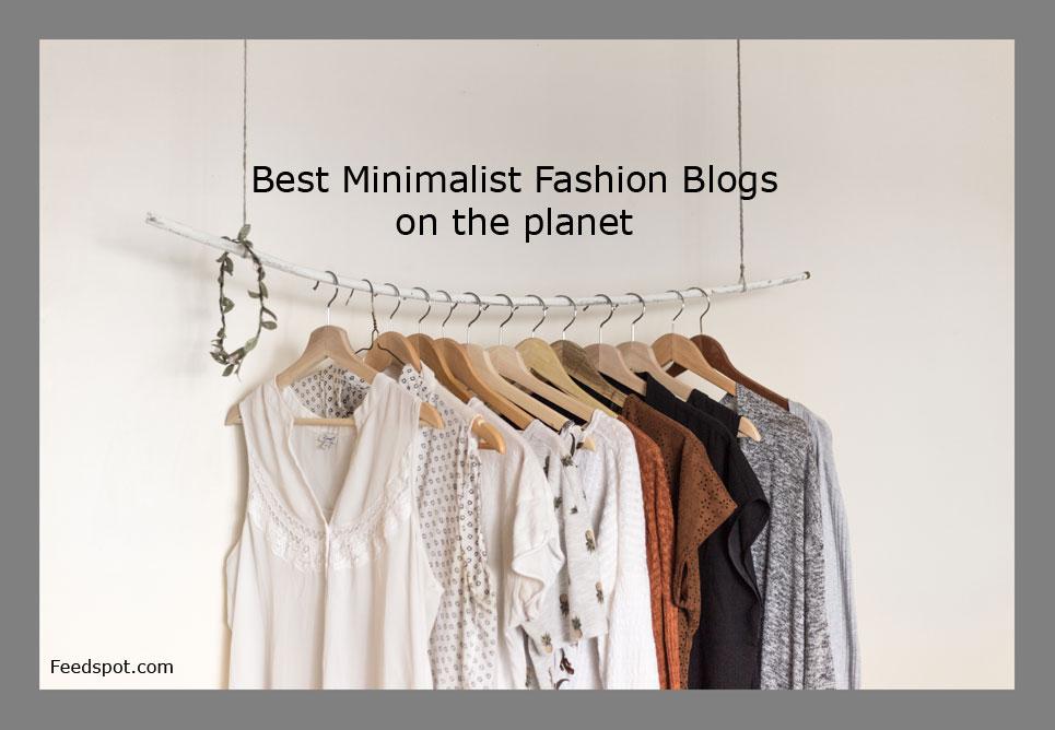 Top 30 minimal fashion blog list minimalist style and for Minimalist decor blog