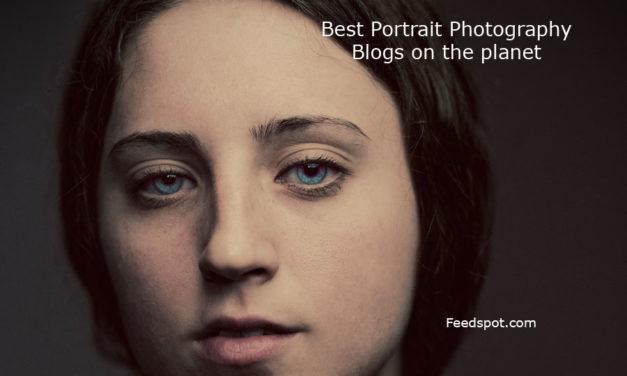 Top 75 Portrait Photography Blogs & Websites By Portrait Photographers