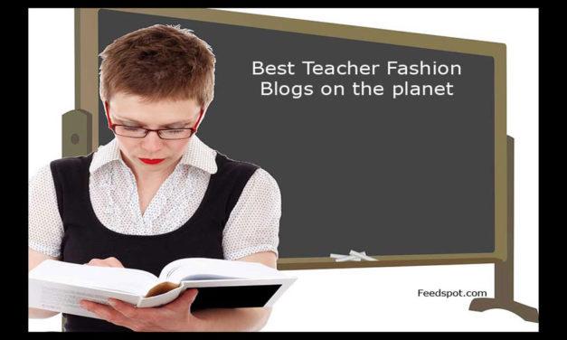 Top 20 Teacher Fashion Blogs and Websites for Teachers