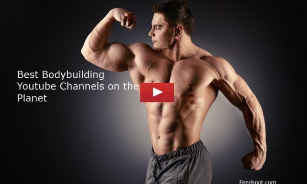 Top 100 Bodybuilding Youtube Channels For Bodybuilders