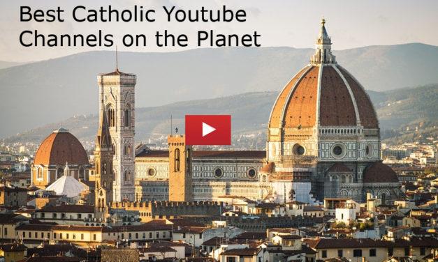 Top 100 Catholic Youtube Channels for Catholics