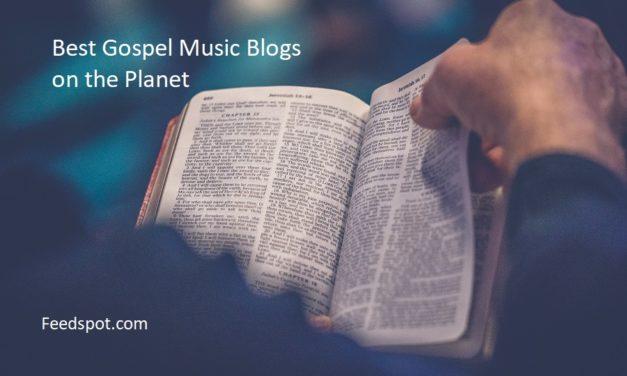 Gospel Music blogs