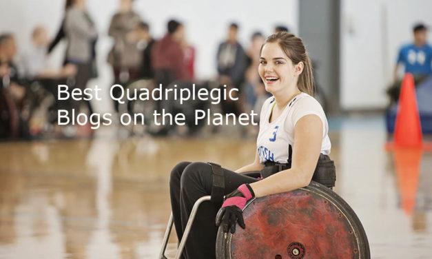 Top 30 Quadriplegic Blogs and Websites on the Web