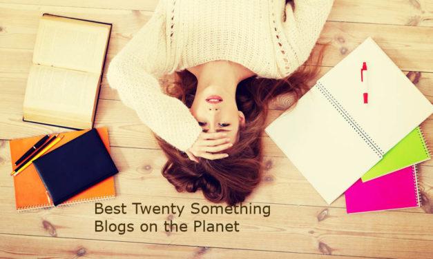 Top 100 Twenty Something Blogs And Websites For Women In Twenties