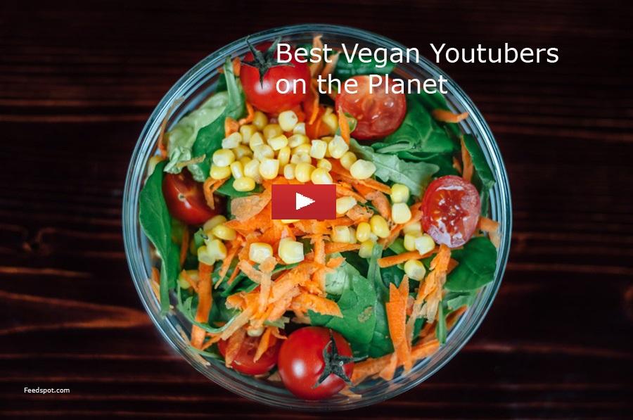 100 Vegan Youtubers Every Vegan Must Follow