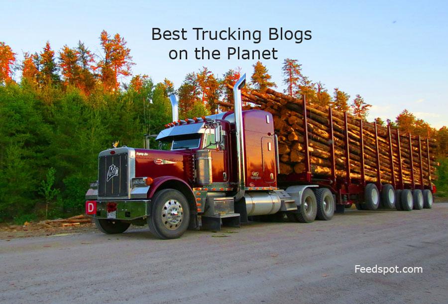 Top 100 Trucking Blogs & Websites To Follow in 2019   Truck