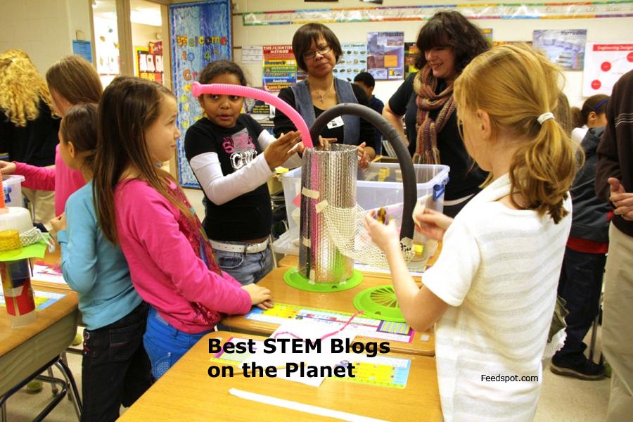 Top 100 STEM Blogs & Websites To Follow in 2019 | STEM