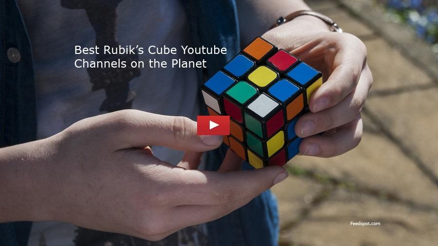 Top 100 Rubik's Cube Youtube Channels for Rubik's Cube