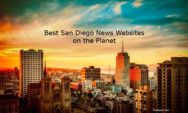 Top 25 San Diego News Websites on the Web