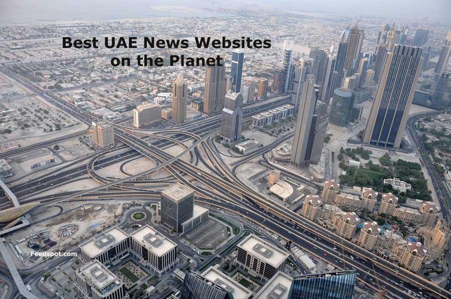 Top 30 UAE News Websites | United Arab Emirates News Websites