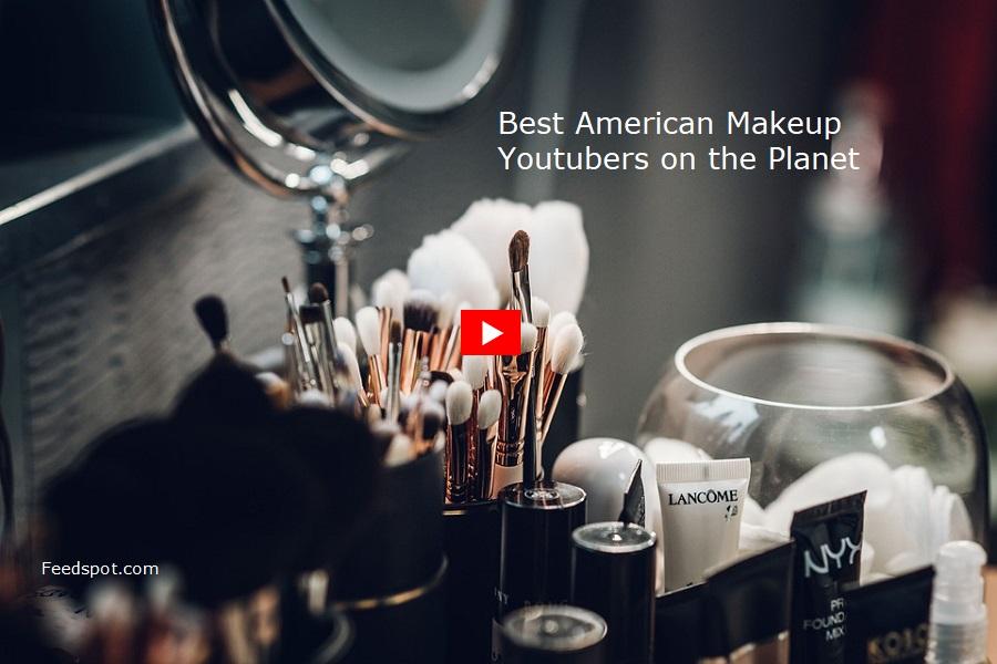 Top 100 American Makeup Youtubers | American Beauty Youtube