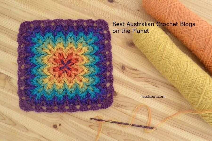 Top 20 Australian Crochet Blogs And Websites In 2018 For Crocheters