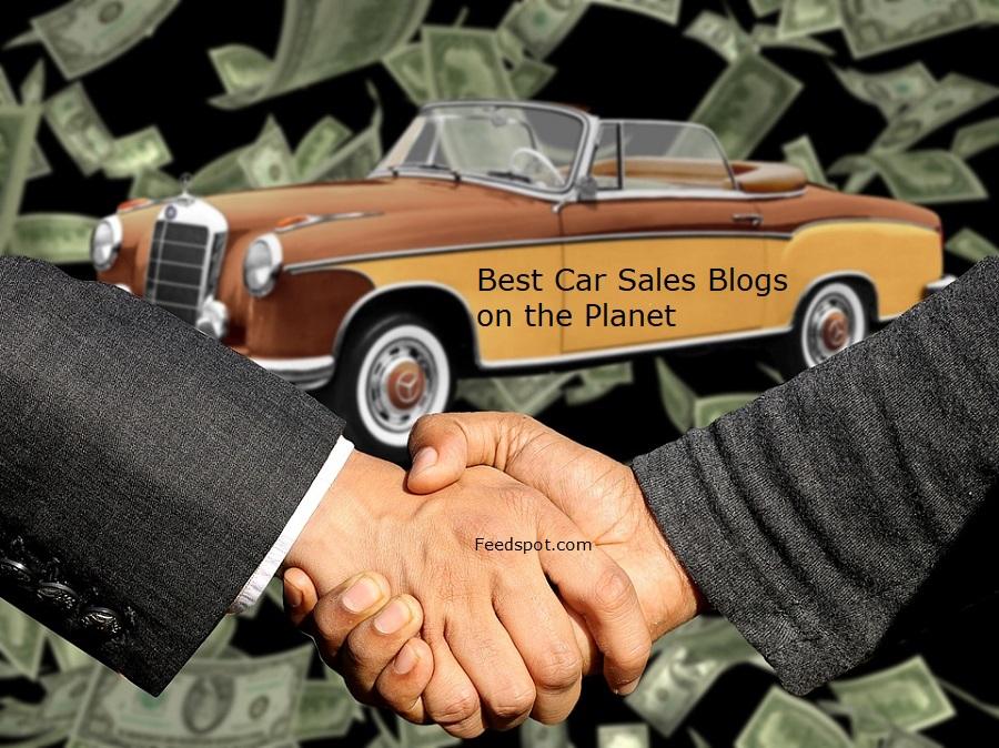 Top 40 Car Sales Blogs & Websites in 2018 | Automotive Marketing Blogs