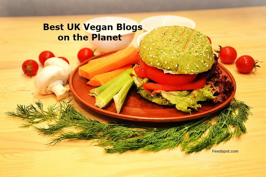 Top 50 uk vegan blogs and websites to follow in 2018 uk vegan forumfinder Choice Image