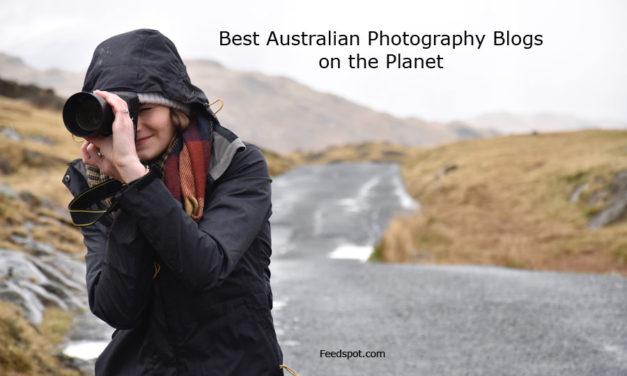 Top 100 Australian Photography Blogs & Websites to Follow