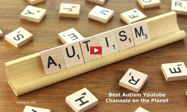 Top 40 Autism Youtube Channels For Autistics And Autism Parents