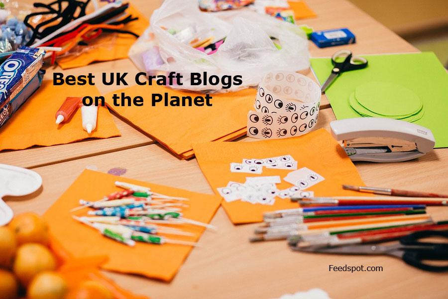 Top 50 Craft Blogs Uk Craft Websites Uk