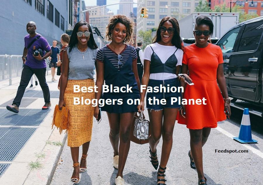 d5850e0f1527 Top 100 Black Fashion Bloggers on the Web