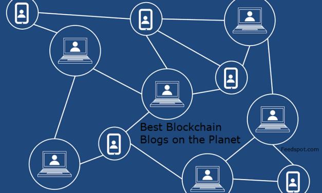 Top 25 Blockchain Blogs and Websites on Blockchain Technology