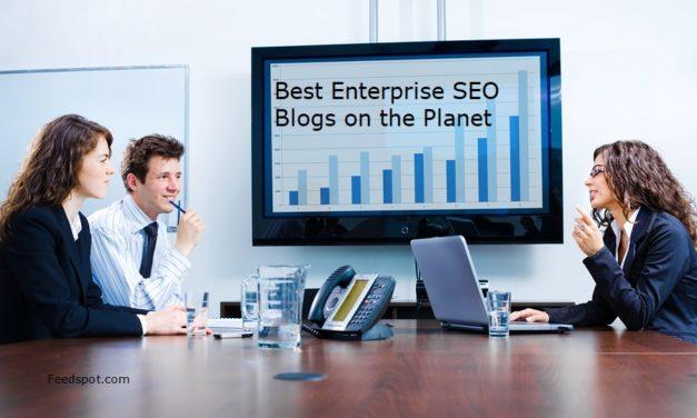 Top 5 Enterprise SEO Blogs And Websites To Follow