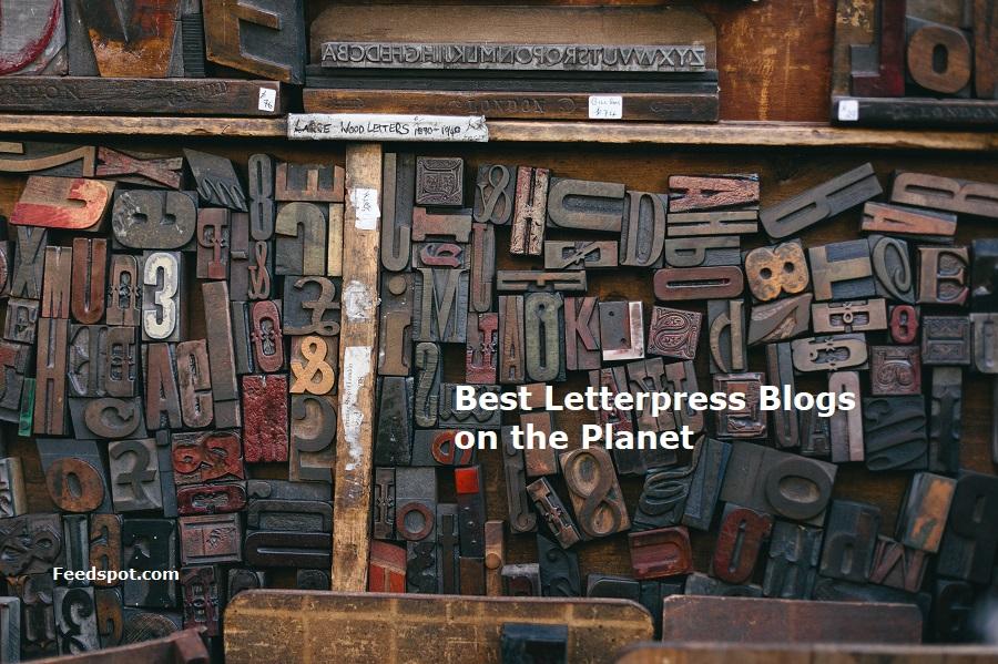 Top 40 letterpress blogs and websites for letterpress printing letterpress blogs reheart Choice Image