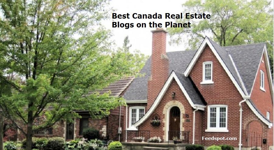top 100 canada real estate blogs  u0026 websites in 2020